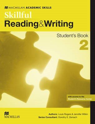 Skillful Level 2 Reading & Writing Student's Book Pack -