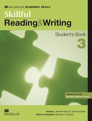 Skillful Level 3 Reading & Writing Student's Book Pack - pr_249256