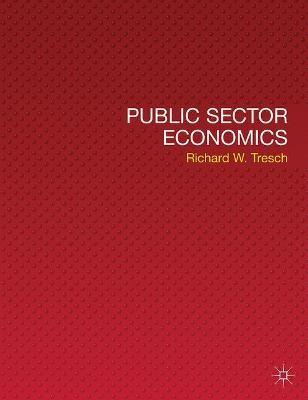 Public Sector Economics -