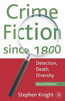 Crime Fiction since 1800 - pr_237207