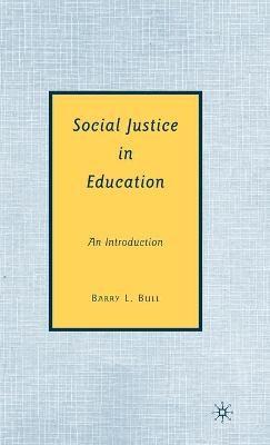 Social Justice in Education - pr_237206