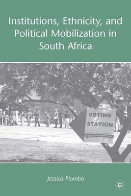 Institutions, Ethnicity, and Political Mobilization in South Africa - pr_20533