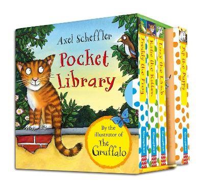Axel Scheffler's Pocket Library - pr_411459