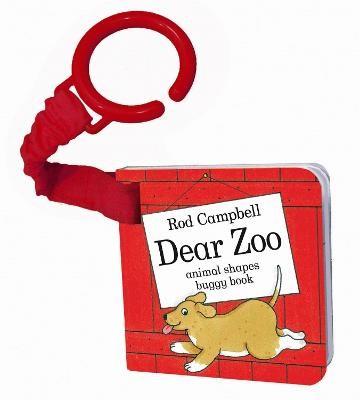 Dear Zoo Animal Shapes Buggy Book -