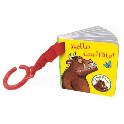 My First Gruffalo: Hello Gruffalo! Buggy Book - pr_159926