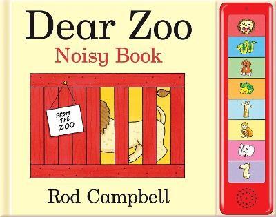 Dear Zoo Noisy Book -