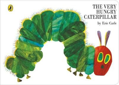 The Very Hungry Caterpillar - Board Book - pr_1303