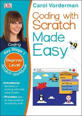 Coding With Scratch Made Easy Ages 5-9 Key Stage 1 - pr_236175