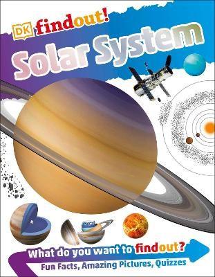 DKfindout! Solar System -