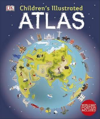 Children's Illustrated Atlas -