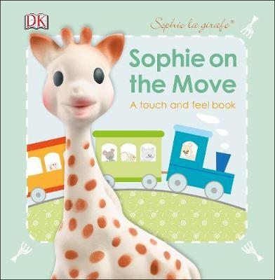 Sophie La Girafe Sophie On the Move - pr_320899