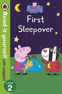 Peppa Pig: First Sleepover - Read It Yourself with Ladybird Level 2 - pr_60260