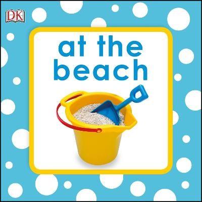 Squeaky Baby Bath Book At The Beach - pr_414107
