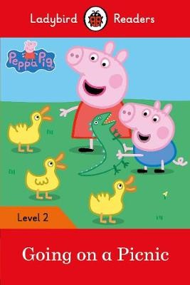 Peppa Pig: Going on a Picnic - Ladybird Readers Level 2 - pr_428365