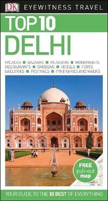 DK Eyewitness Top 10 Delhi - pr_125586