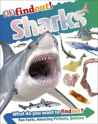 DKfindout! Sharks - pr_320564