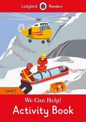 We Can Help! Activity Book - Ladybird Readers Level 2 - pr_60354
