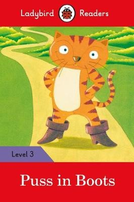 Puss in Boots - Ladybird Readers Level 3 - pr_60277