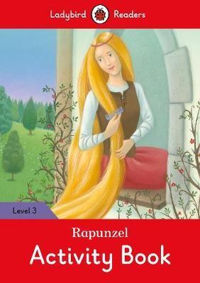 Rapunzel Activity Book - Ladybird Readers Level 3 - pr_60355