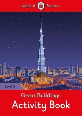 Great Buildings Activity Book - Ladybird Readers Level 3 - pr_60349