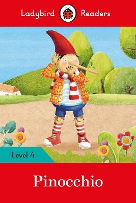 Pinocchio - Ladybird Readers Level 4 - pr_60293
