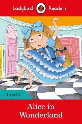 Alice in Wonderland - Ladybird Readers Level 4 - pr_60305