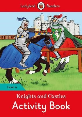 Knights and Castles Activity Book - Ladybird Readers Level 4 - pr_60341