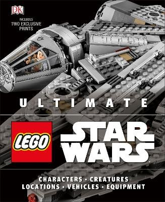 Ultimate LEGO Star Wars: Includes two exclusive prints - pr_119286