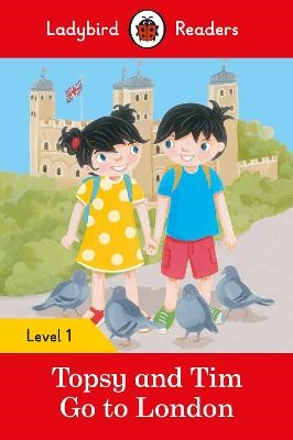 Topsy and Tim: Go to London - Ladybird Readers Level 1 - pr_60379