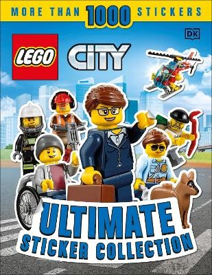 LEGO City Ultimate Sticker Collection - pr_319101