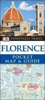 DK Eyewitness Florence Pocket Map and Guide - pr_412350