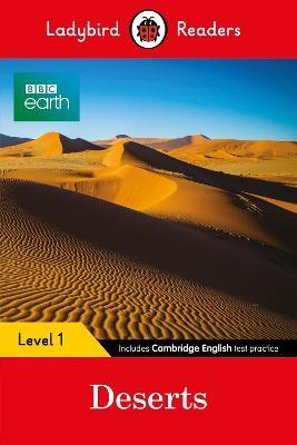 BBC Earth: Deserts - Ladybird Readers Level 1 - pr_60507