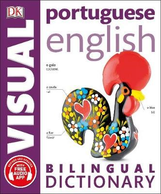 Portuguese-English Bilingual Visual Dictionary - pr_60554
