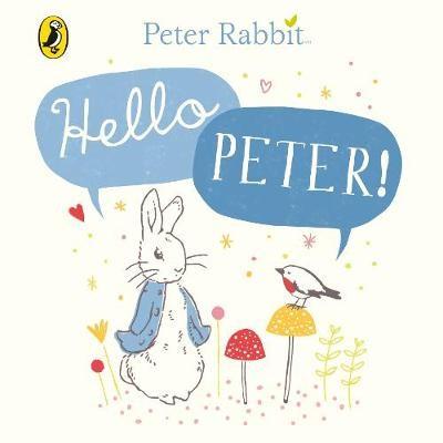Peter Rabbit: Hello Peter! - pr_363464