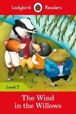 Ladybird Readers Level 5 The Wind in the Willows - pr_60569