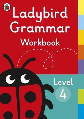 Ladybird Grammar Workbook Level 4 - pr_60631
