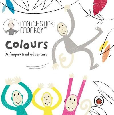 Matchstick Monkey: Colours - pr_164723