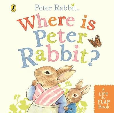 Where is Peter Rabbit? -