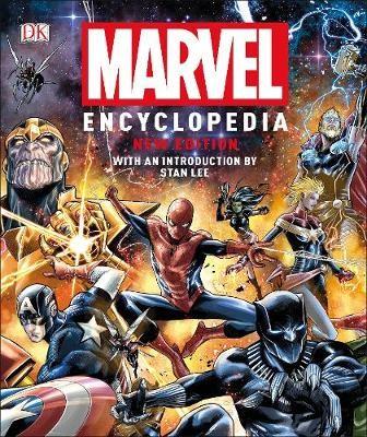 Marvel Encyclopedia New Edition - pr_1217