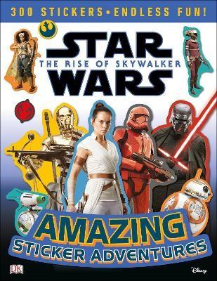 Star Wars The Rise of Skywalker Amazing Sticker Adventures - pr_113184