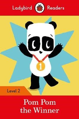 Pom Pom the Winner - Ladybird Readers Level 2 - pr_60674