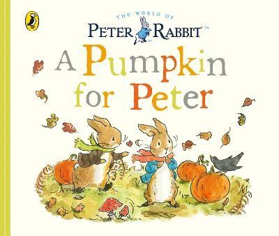 Peter Rabbit Tales - A Pumpkin for Peter - pr_1016