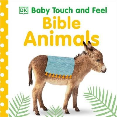 Baby Touch and Feel Bible Animals - pr_322096