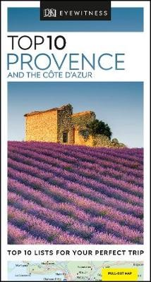 DK Eyewitness Top 10 Provence and the Cote d'Azur - pr_170277