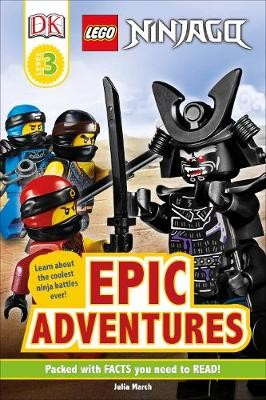 LEGO NINJAGO Epic Adventures - pr_317615