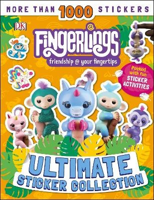 Fingerlings Ultimate Sticker Collection -