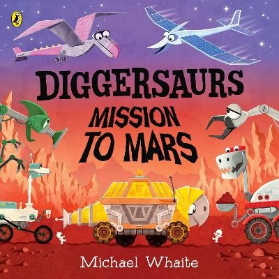 Diggersaurs: Mission to Mars -