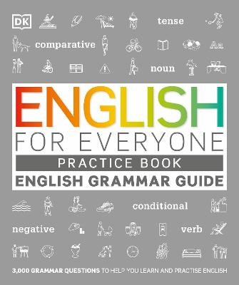 English for Everyone English Grammar Guide Practice Book -