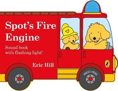 Spot's Fire Engine - pr_1029