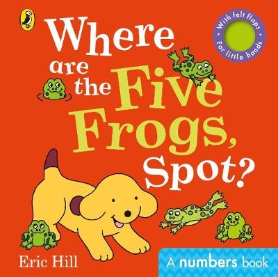 Where are the Five Frogs, Spot? - pr_1013